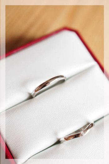 やっぱり結婚指輪はカルティエ♡♡♡