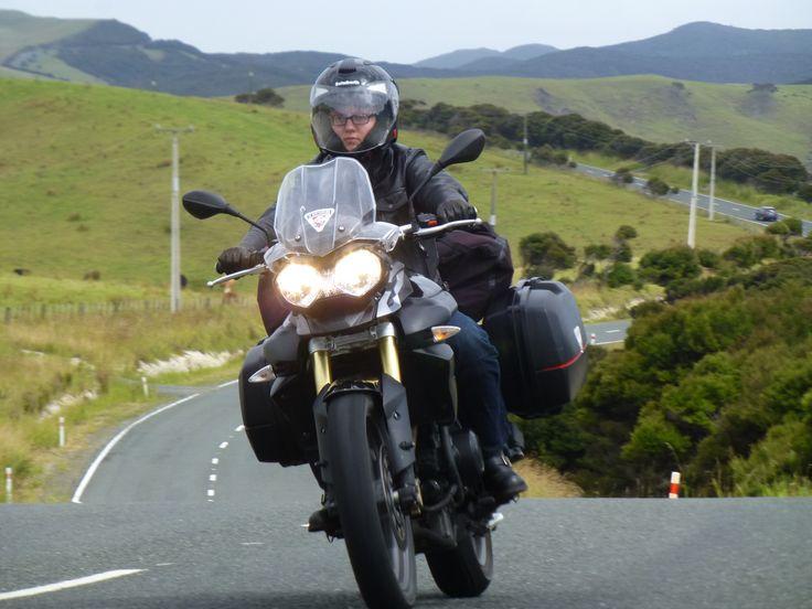 Road to Cape Reinga.