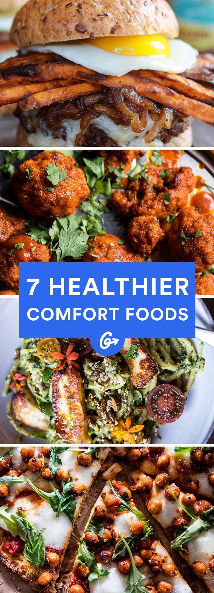 Best 25 night food delivery ideas on pinterest easy family 7 healthier comfort foods that are next level good forumfinder Image collections