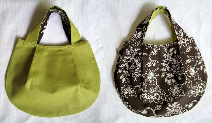 9-007 Light Green/Brown Anggrek Kecil (Small Orchid) Batik Handbag by sheilad on Etsy