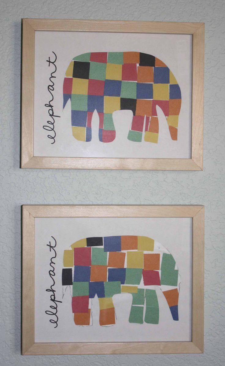 Top Les 25 meilleures idées de la catégorie Elmer l'éléphant sur  JP79