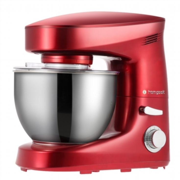 6L Kitchen Stand Mixer Dough Mixers 1200W 220-240V