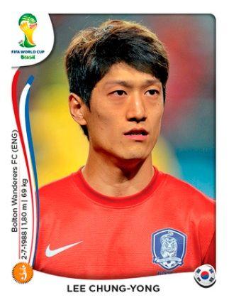 Corea - Lee Chung-Yong