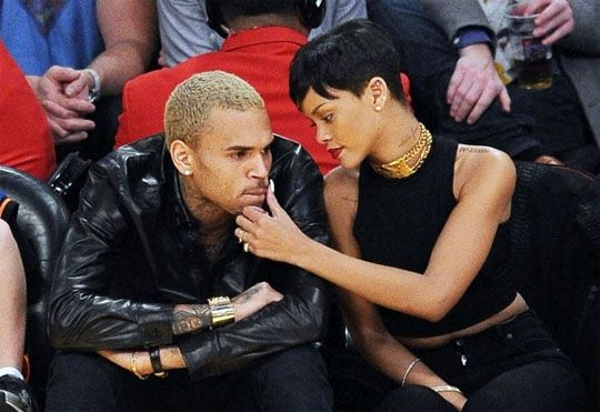 Chris Brown & RiRi Official? + What Caused Lakers Owner's Death? + ...