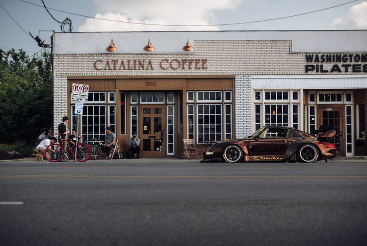 On the road and need an artisanal coffee shop to stop at? We've picked out the 25 best coffee shopsacross America.