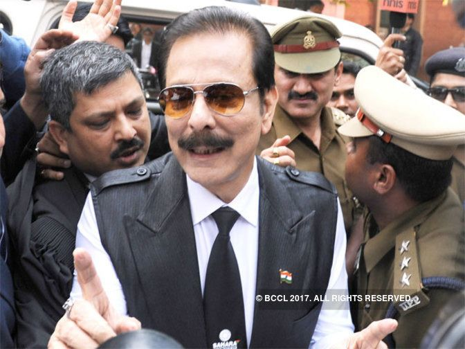 Supreme Court reject Sahara's plea for lifting attachment stopping auction of Aamby Valley - Economic Times #757Live