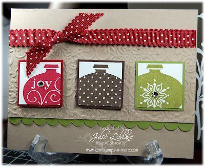 cute card idea for christmas