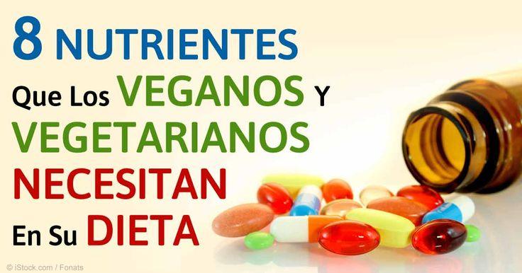 Los vegetarianos puede sufrir de desnutrición proteica subclínica y puede estar en riesgo de deficiencia de nutrientes. http://articulos.mercola.com/sitios/articulos/archivo/2015/08/03/deficiencias-nutricionales-vegetarianas-y-veganas.aspx