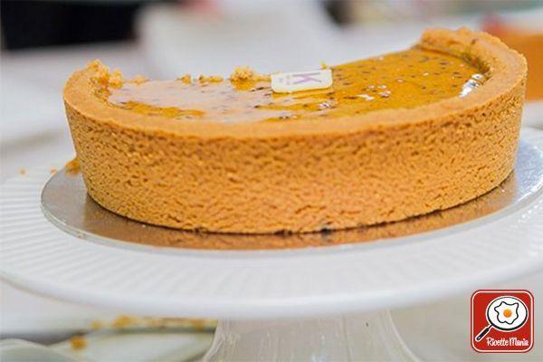 Ricetta Cheesecake alla zucca speziata - Ernst Knam