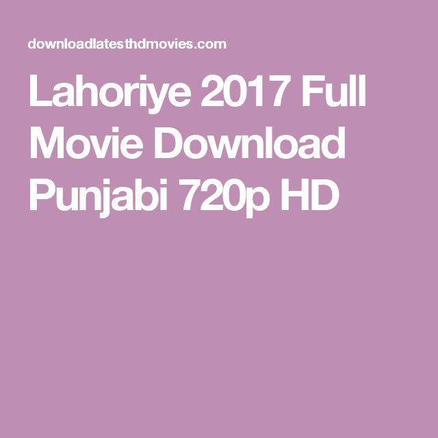 Lahoriye 2017 Full Movie Download Punjabi 720p HD
