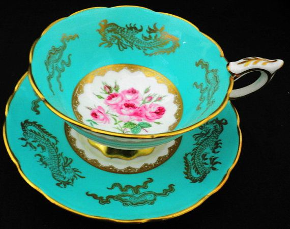 royal stafford brides maid tea cup and saucer by. Black Bedroom Furniture Sets. Home Design Ideas
