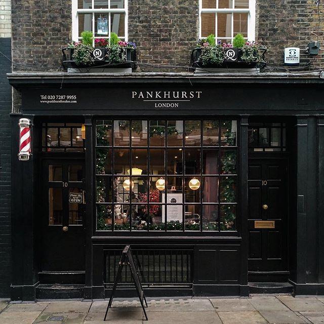 Pankhurst london