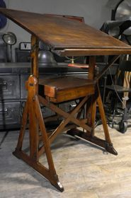 17 Best Images About Drafting Tables On Pinterest Wood