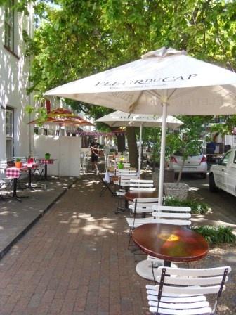 Sidewalk Cafe, Cape Town