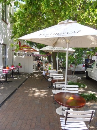 Sidewalk Cafe, Cape Town