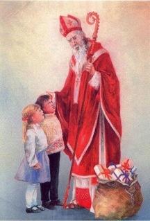 St Nicolas - Sinterklaas #Dutch#folklore#Sinterklaas#St. Nicolas