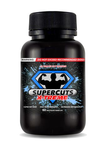 Supercuts Xtreme - 60 Capsules | $28.99 | boodlesbuys | #weightmanagement #weightloss #fitness #supplements