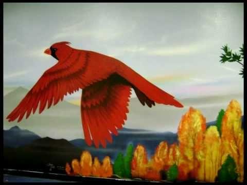 Θα ζήσω ελέυθερο πουλί - Χρηστάκης - YouTube