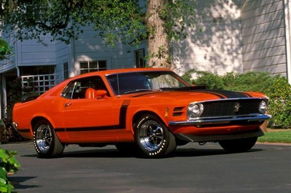 1970 Stang Boss 302
