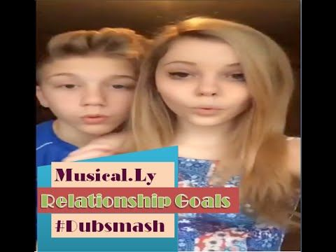 amie and aaron dubsmash relationship