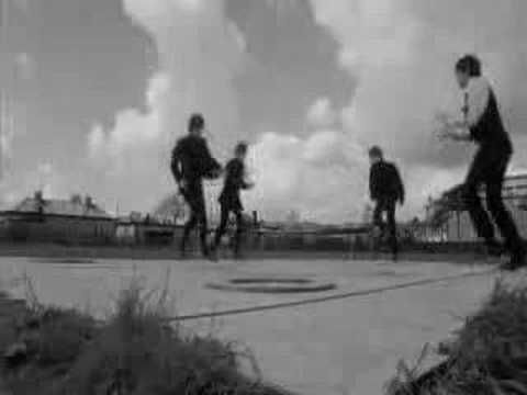 """Today 1-29 in 1964, The Beatles are in the EMI Pathe Marconi Studios in Paris, France - they record 'Can't Buy Me Love' today while in this session. It's the only recording the Beatles ever recorded outside the UK other than some instrumental work done by session musicians in India.  """"Can't Buy Me Love"""" became the first single the Beatles released without their characteristic background harmonies. It was a feature hit song in their first movie 'Hard Day's Night.'"""