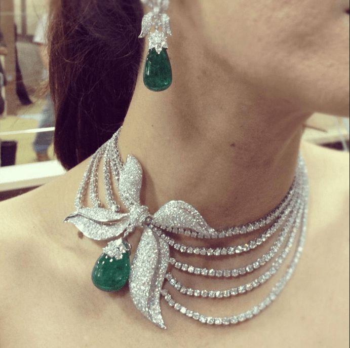 известные коллекции дизайнера ювелирных изделий #stunningjewelrydesign