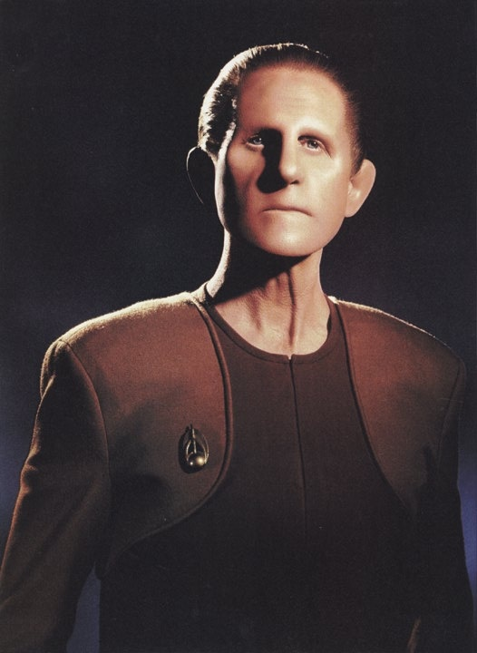 "Rene Auberjonois from ""Star Trek: DS9"""