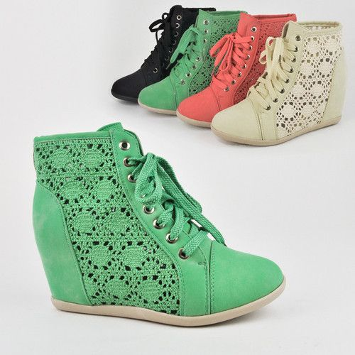 Shop for high heel sneakers at distrib-wjmx2fn9.ga Free Shipping. Free Returns. All the time.
