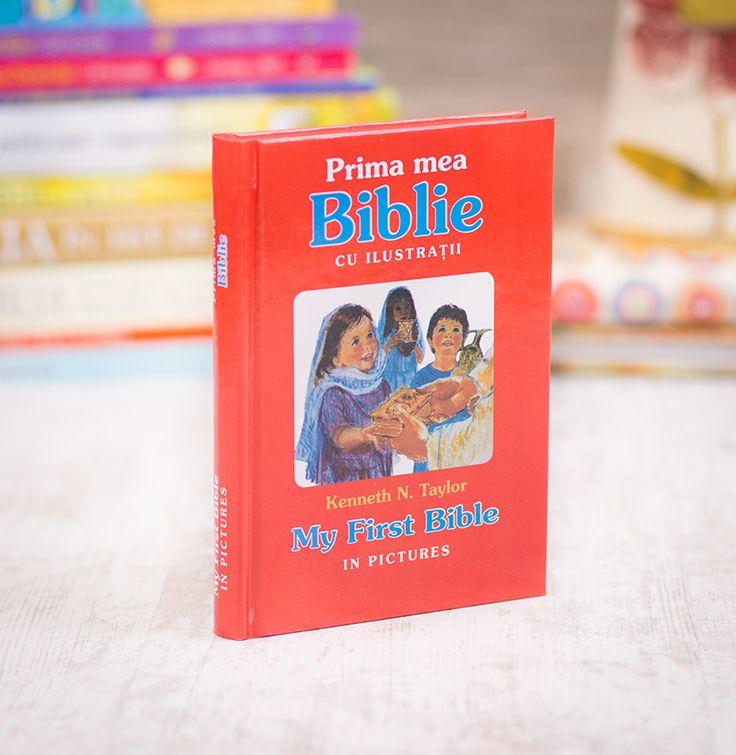 Prima mea Biblie cu ilustratii, Kenneth Taylor