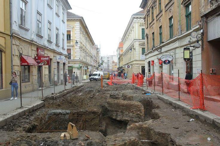 In centrul Timisoarei a fost descoperita a doua moschee: Ali Bey