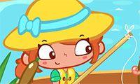 Holgazaneando en la oficina 14 - Un juego gratis para chicas en JuegosdeChicas.com