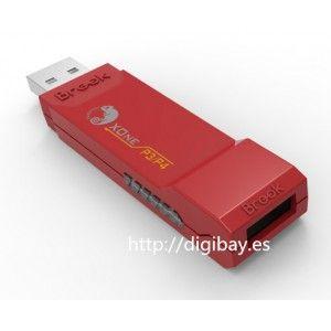 Brook PS3 y PS4 Controlador de Juego para Adaptador Convertidor de sistema Xbox One