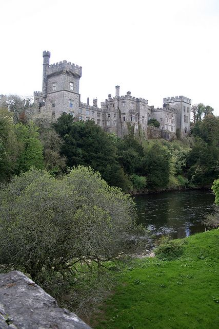 Lismore Castle - Waterford, Ireland My ancestors are from Lismore. How I would love to go here.