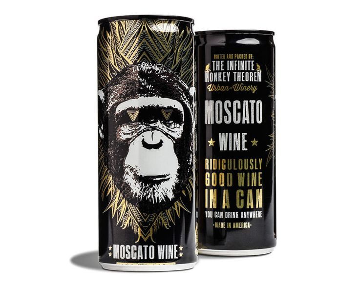 wine by the can - The Infinite Monkey Theorem is a quirky urban winery that produces a variety of red and white wine by the can. In addition to differentiating itsel...