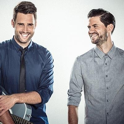 Nick Schilder and Simon Keizer (Musicians)