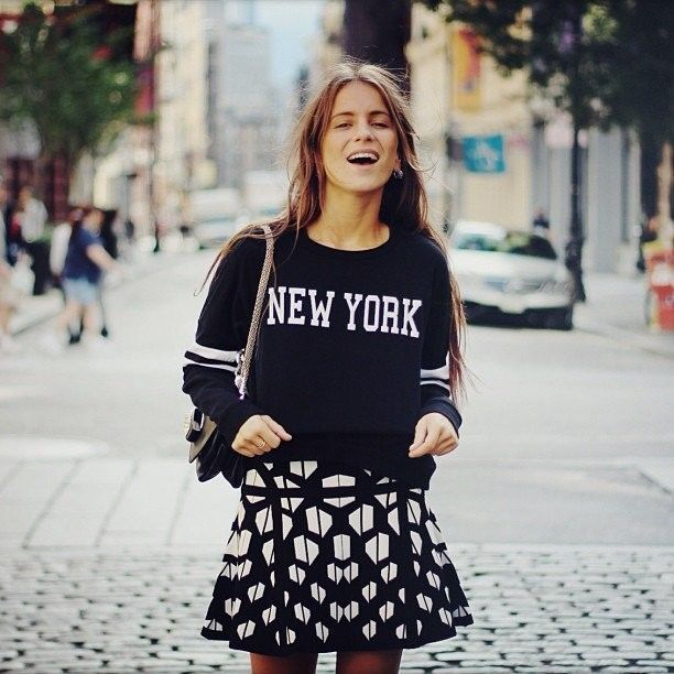 This Sweatshirt make me dream about New York, I want it so bad!