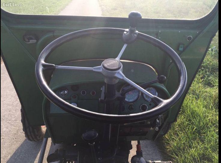 Fendt Farmer 2 - Zu verkaufen steht mein alter Fendt Farmer 2.  ich habe den Traktor im 2010 mit viel Geld und Herzblut restauriert. Der Traktor wurde...