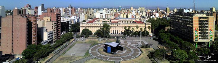 Plaza y Palacio Panorámica – Javillalba