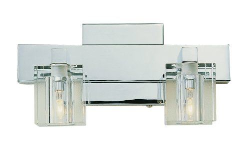 Transglobe 2842 PC Bath Bar - Polished Chrome - 11W in. Style - Transitional by Trans Globe Lighting. $97.99. The crystal glass and polished chrome base of the Transglobe 2842 PC Bath Bar - Polished Chrome - 11W in. will be a welcome and sleek addition to any bathroom. Each crystal glass cube houses a single 50-Watt halogen-G8 base bulb that will add clear, defined light to your space.About Trans Globe Lighting, Inc. Born from the hopes and dreams of two entrepen...