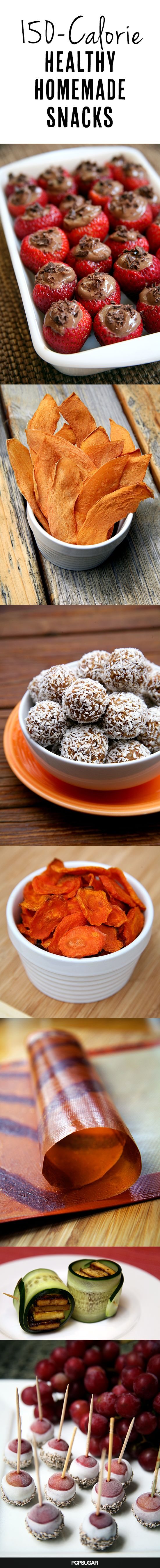 45 Days of 150-Calorie Homemade Snacks-Visit our website at http://www.fitnessnowbocaraton.com for a FREE TRIAL PASS