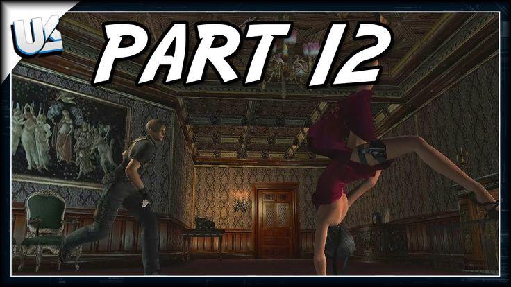 Resident Evil 4 PS4 Remastered Gameplay Walkthrough Part 12 - Leon Kenne...