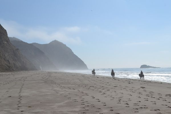 Wildcat Beach, Kalifornia