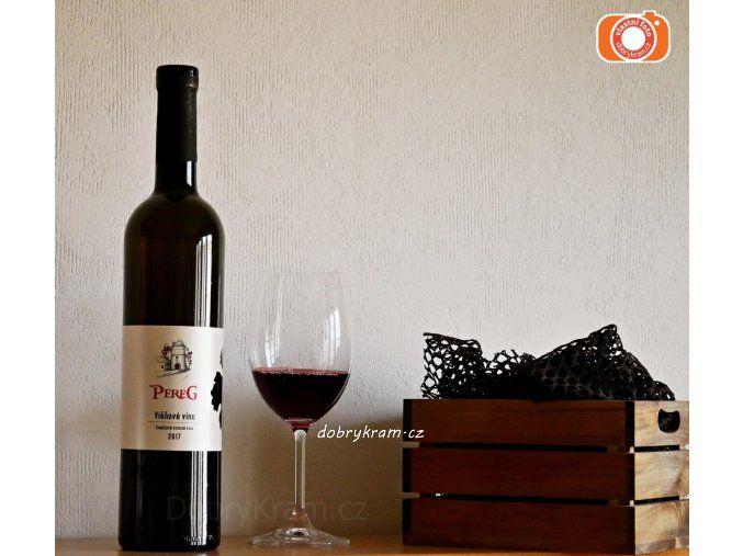 Višňové víno Pereg