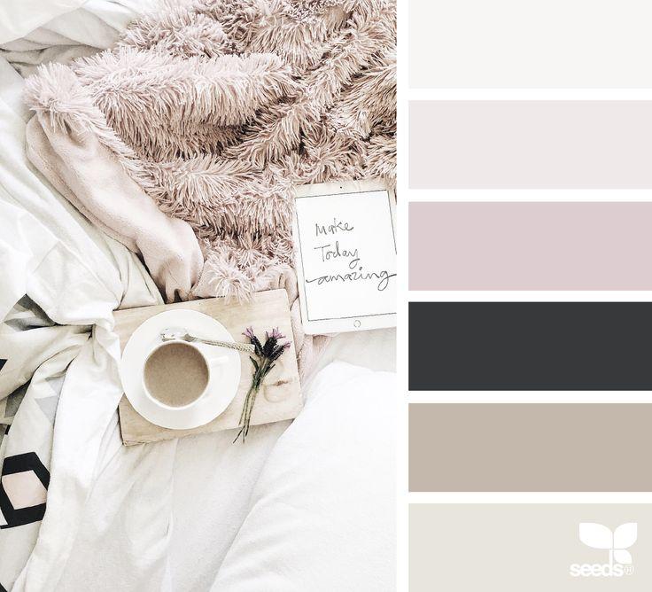 { Comfort Tones } image via: @amermyla | featured in the Seasonal Atlas | Design Seeds X Archroma
