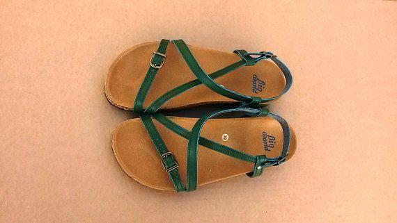 20% korting gratis verzending kleur lederen sandalen door BIOWORLD