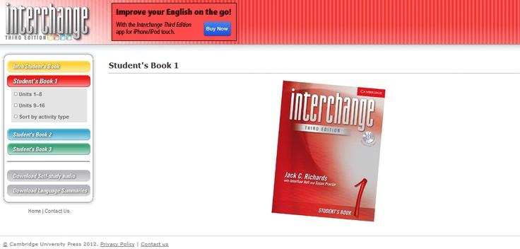Interchange Third Edition Arcade by Cambridge University Press