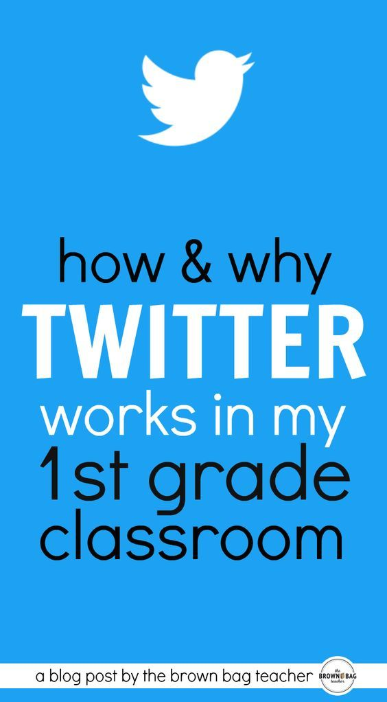 Great ideas and perspective on using Twitter in the Classroom! Easy way to communicate and connect with families.