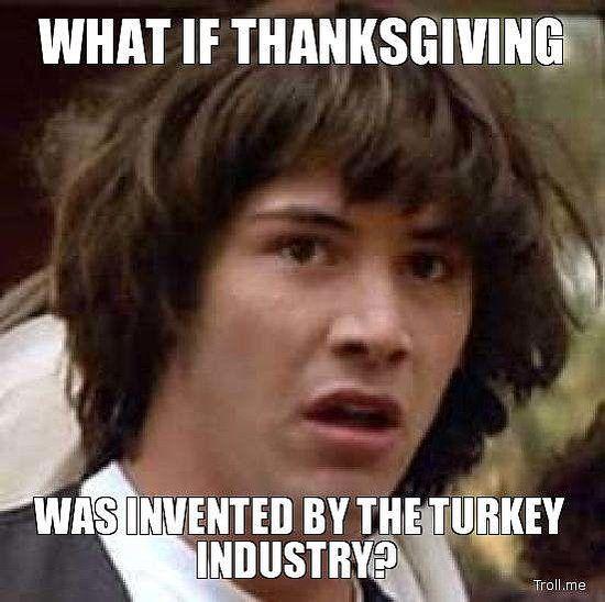 Feast Your Eyes on the Internet's Best Thanksgiving Memes