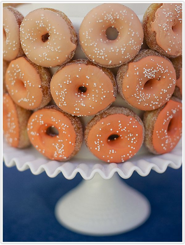 Hole in one, donuts, donut cake, donut shop, sprinkled donuts, sweets, sugar rush : Retro Wedding Donuts, Sweets, Amazing Cake, Wedding Cakes, Donut Wedding Cake, Chocolate Donuts, Birthday Cake, Donut Cakes