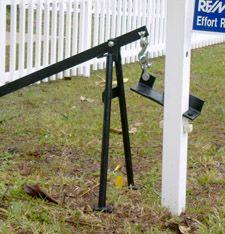 Image result for fence post puller